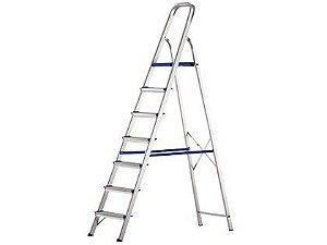 Escada SBA de Alumínio com 04 Degraus