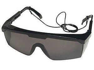 Óculos para Proteção 3M Vision 3000 Lente Fumê