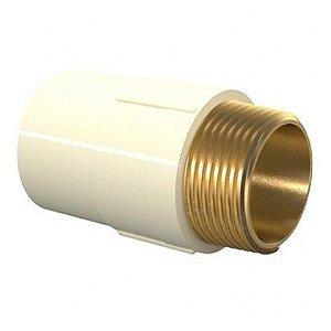 "Conector Tigre Aquatherm 15mm x 1/2"" Embalagem com 10 Unidades"