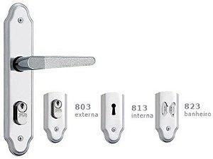 Fechadura Stam Externa em Inox 803/03 Broca 40mm