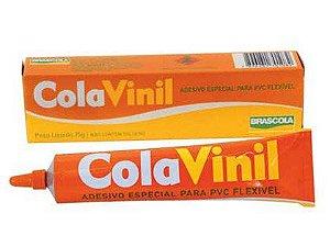 Cola Vinil Brascola 75g