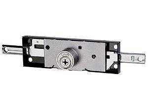 Fechadura Stam para Porta de Enrolar Tetra Aço Inox 1201