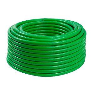 "Mangueira Plasbohn Duplaflex Verde 3/4""x2,0mm com 50 Metros"