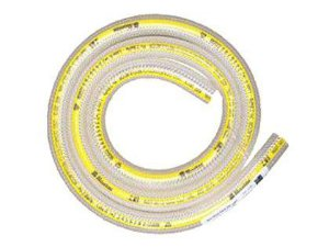 Mangueira para Gás Acquaflex 1,25m Embalagem com 10 unidades.