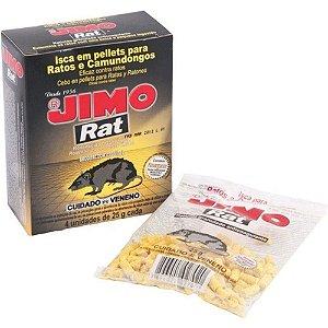 Isca para Ratos Jimo com 04 unidades 25g