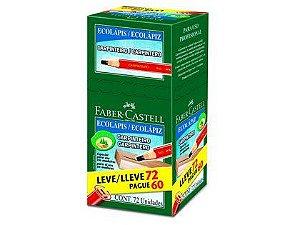 Jogo de Lápis Faber-Castell para Carpinteiro Leve 72 Pague 60