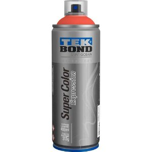 Tinta Spray TekBond Super Color Expression Halloween 513 400ml