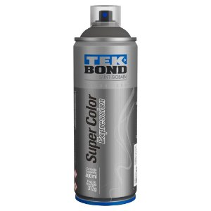 Tinta Spray TekBond Super Color Expression Preto 578 400ml