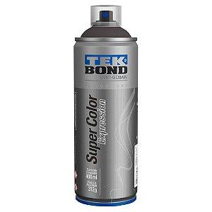Tinta Spray TekBond Super Color Expression Cinza Petróleo 574 400ml