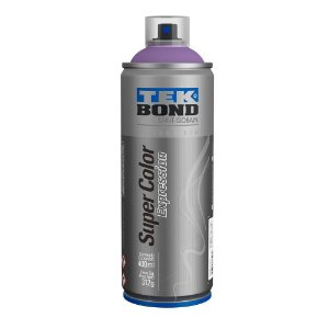 Tinta Spray TekBond Super Color Expression Ultravioleta 538 400ml