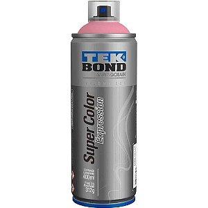 Tinta Spray TekBond Super Color Expression Rosa Flerte 531 400ml
