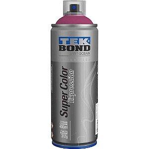 Tinta Spray TekBond Super Color Expression Uva 526 400ml