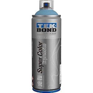 Tinta Spray TekBond Super Color Expression Oceano Indico 551 400ml