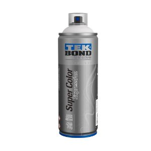 Tinta Spray TekBond Super Color Expression Branco Técnico 579 400ml