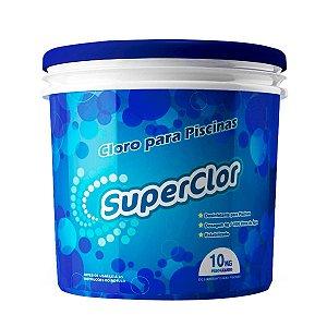 Cloro Clor Up Super Clor Balde 10Kg