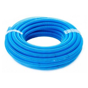 Mangueira para Piscina Fortyv Siliconada Azul Turquesa 38mm com 30 Metros