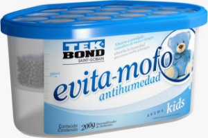 Evita Mofo Anti Mofo Tira Mofo Tekbond Kids Com 200g