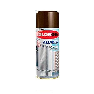 Tinta Spray Colorgin Alumen 7001 Bronze 350ml