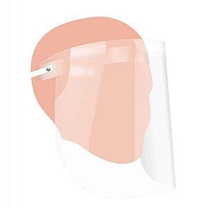 Mascara Protetora Facial DAC Infantil Transparente 203mmx197mm com 10 Unidades