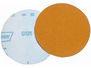 Disco de Lixa Norton BPA AM G125 Grão 36 Sem Furo com 70 Unidades