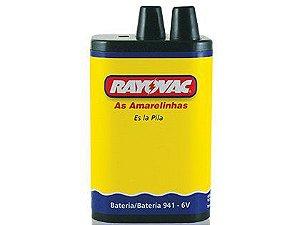 Bateria Rayovac High Power 6v 941
