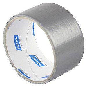 Fita Silver Tape Norton Multiuso Prata 48mm x 5m