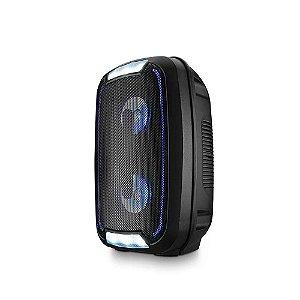 Caixa de Som Multilaser Party Bluetooth Preta 200W