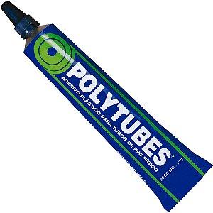 Cola para PVC Polytubes Bisnaga com 17 Gramas