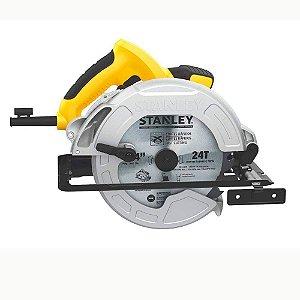 """Serra Circular Elétrica Stanley SC16-BR 7 1/4"""" 127V 1600W"""