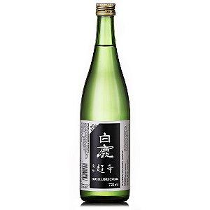 Sake Hakushika Junmai Chokara 720ml
