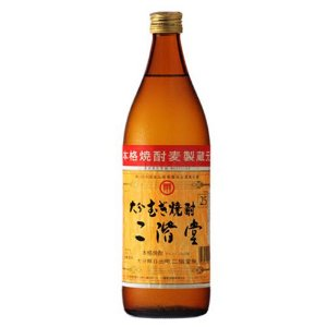 Shochu Nikaido Ooita Mugui 720ml
