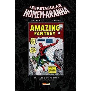 O Espetacular Homem-Aranha : Edição Definitiva - Volume 1