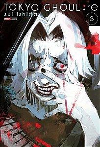 Tokyo Ghoul - Edição 3