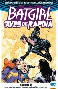 Batgirl e as Aves de Rapina