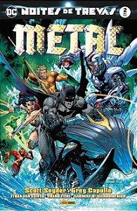 Noites de Trevas - Metal - Volume 2