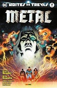 Noites de Trevas - Metal - Volume 4