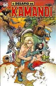 O Desafio de Kamandi - Volume 1