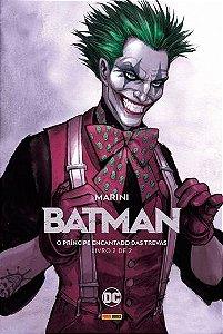 Batman - O Príncipe Encantado das Trevas - Volume 2