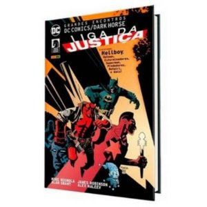 Grandes Encontros DC: Dark Horse & Liga da Justiça