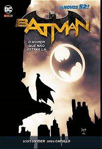 Batman - O Homem Que Não Estava Lá