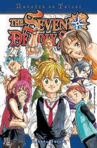 The Seven Deadly Sins - Volume 27