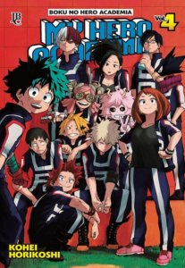 My Hero Academia - Volume 4