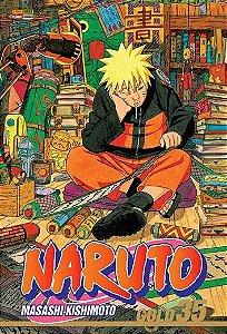Naruto Gold - Edição 35