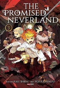 The Promised Neverland - Edição 3