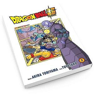 Dragon Ball Super - Edição 02