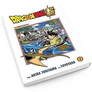 Dragon Ball Super - Edição 03