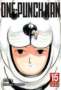 One Punch Man - Edição 15