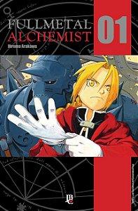 Fullmetal Alchemist - Edição 01