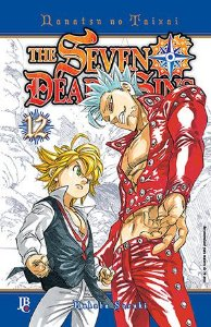 The Seven Deadly Sins - Volume 12