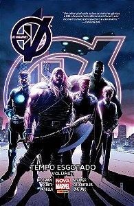 Os Vingadores -  Tempo Esgotado - Edição 1